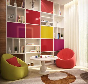 décoration style vintage