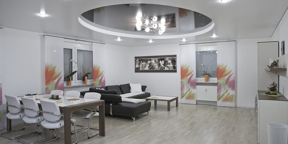 comment installer un luminaire au plafond. Black Bedroom Furniture Sets. Home Design Ideas